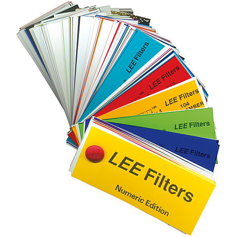 LEE Filters Musterheft - Designers Edition