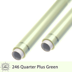 LEE Filters 246 Quarter Plus Green