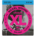 D'Addario EXL120+ Nickel Wound .0095-044 « Electric Guitar Strings