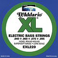 D'Addario EXL220TP Nickel Wound .040-095 « Electric Bass Strings