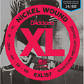 D'Addario EXL157 Nickel Wound .014-068 Baritone « Electric Guitar Strings