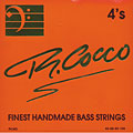 Cocco Steel RC4D, 040-100 Steel « Electric Bass Strings