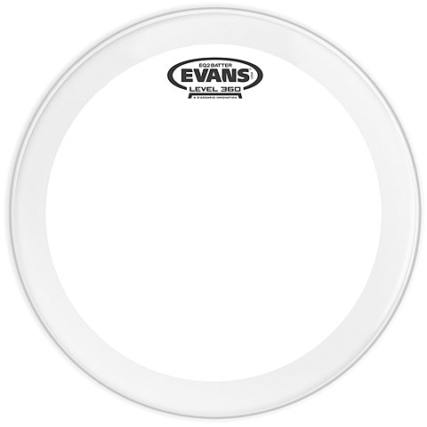 Evans EQ-2 Clear BD18GB2