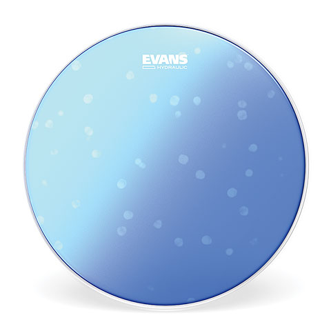 Evans Hydraulic Snare Blue B14HB