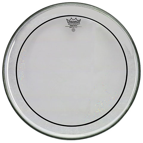 Remo Pinstripe Clear PS-0316-00