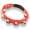 Tambourine Latin Percussion Cyclop LP151 Steel Jingles Tambourine