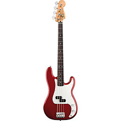 Fender Standard Precision Bass RW Candy Apple Red « Electric Bass Guitar