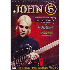 Alfred KDM Behind the Player: JOHN 5