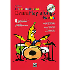 Alfred KDM Kräsch! Bum! Bäng! Drum Play-Alongs für Kids