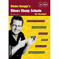 Instructional Book Voggenreiter Dieter Kropp's Blues Harp Schule