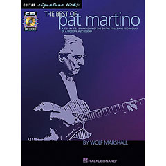 Hal Leonard Guitar Signature Licks The Best of Pat Martino