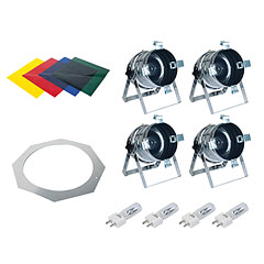 Varytec 4x Floor Raylight Set