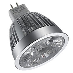 LightTeknik MR16 3x1,25W LED 60°