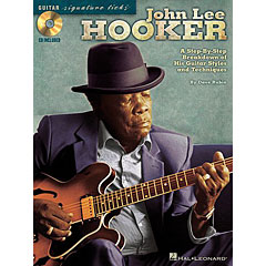 Hal Leonard Guitar Signature Licks John Lee Hooker