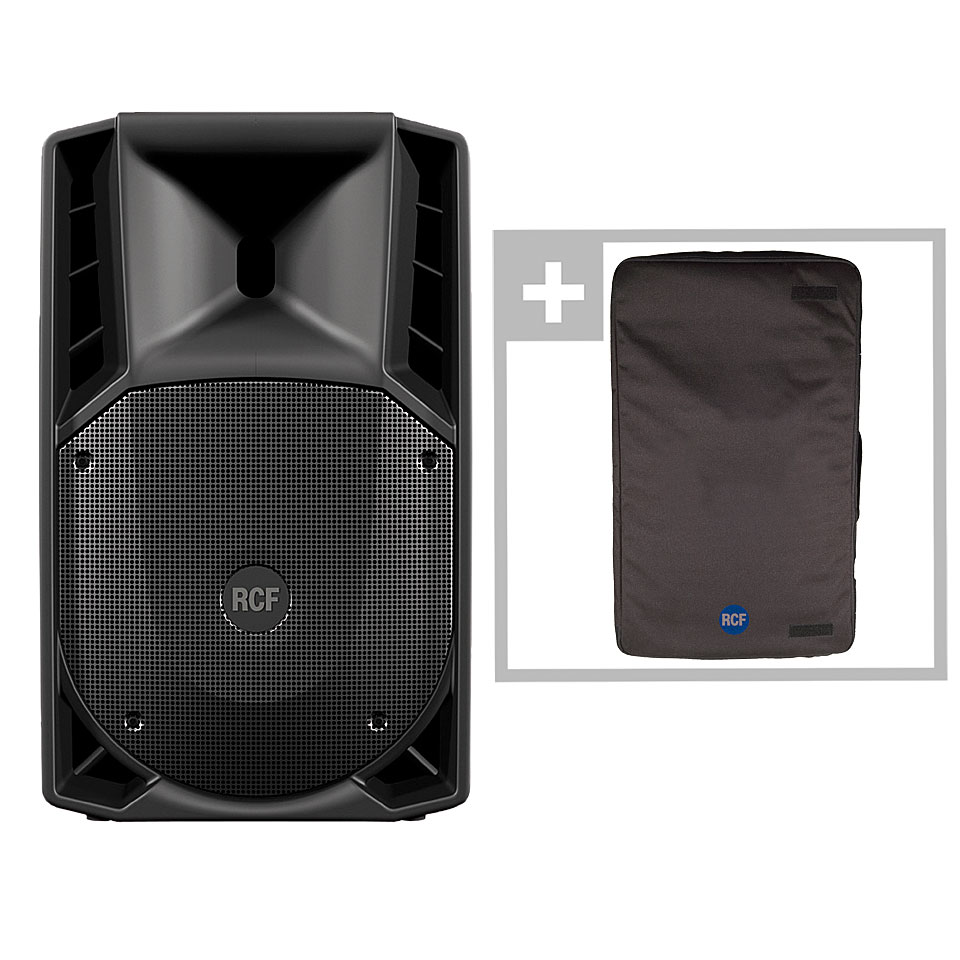 RCF ART 712 A MKII Set Active PA Speakers