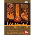 Instructional Book MelBay Learning The Sitar