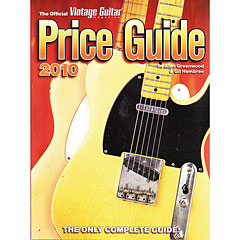 Hal Leonard Vintage Guitar Price Guide 2010