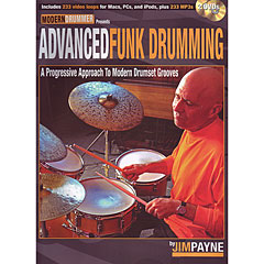 Hal Leonard Advanced Funk Drumming