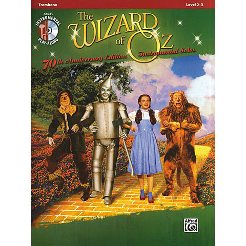 Alfred KDM The Wizard Of Oz