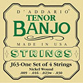 D'Addario J63 Tenor Banjo « Strings