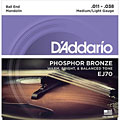 D'Addario EJ70 Mandolin « Strings