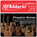 D'Addario EPBB170-5 .045-130 « Acoustic Bass Strings