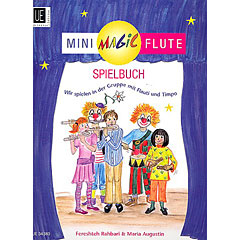 Universal Edition Mini Magic Flute Spielbuch