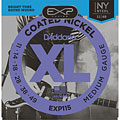 Electric Guitar Strings D'Addario EXP115 .011-049