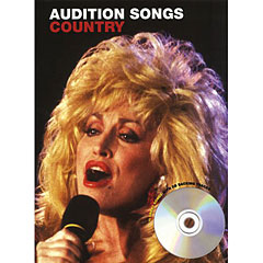 Music Sales Audition Songs Country