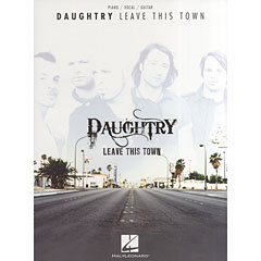 Hal Leonard Daughtry - Leave this Town