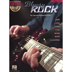 Hal Leonard Guitar Play-Along Vol.73 - Bluesy Rock