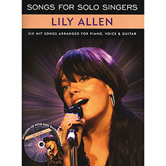 Music Sales Songs For Solo Singers Lily Allen