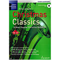 Music Notes Schott Saxophone Lounge - Christmas Classics