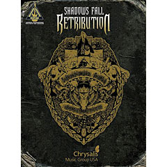 Hal Leonard Shadows Fall - Retribution