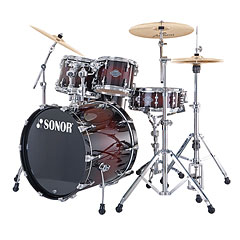 Sonor Select Force SEF 11 Stage 3 Smooth Brown Burst