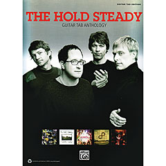 Alfred KDM The Hold Steady - Guitar Tab Anthology