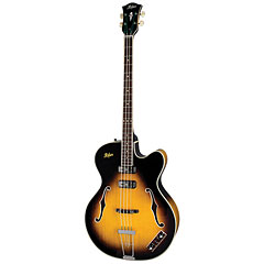 Höfner Club President Bass HCT-500/5 SB « Electric Bass Guitar