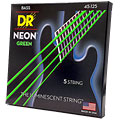 Electric Bass Strings DR Neon Green Medium 5