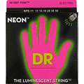DR Neon Pink Heavy « Electric Guitar Strings