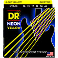 DR Neon Yellow Medium « Electric Guitar Strings