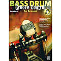 Alfred KDM Bass Drum Groove Control « Instructional Book