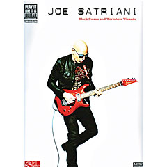 Cherry Lane Joe Satriani - Black Swans and Wormhole Wizards