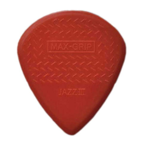 Dunlop MAX GRIP Jazz III Nylon