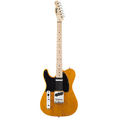 Squier Affinity Tele MN, Butterscotch Blonde « Lefthand