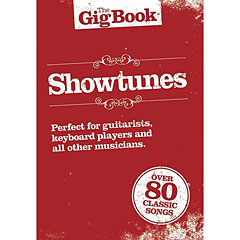 Music Sales The Gig Book Showtunes