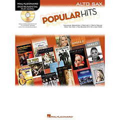 Hal Leonard Popular Hits for Alto Sax