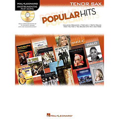 Hal Leonard Popular Hits for Tenor Sax