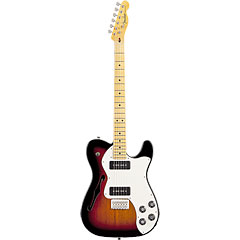 Fender Modern Player Tele Thinline Deluxe 3TSB