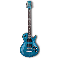 Charvel Desolation DS-1 ST Trans Blue Smear