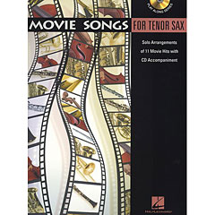Hal Leonard Movie Songs for Tenor Sax